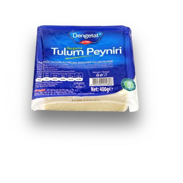400 gram bergama tulum peyniri