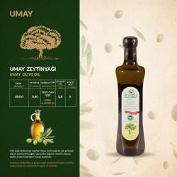 Umay Kilizi Organik Zeytin Yağı (500 ML)